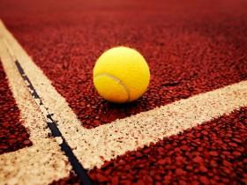 テニスイメージ写真